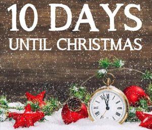 10 days till xmas