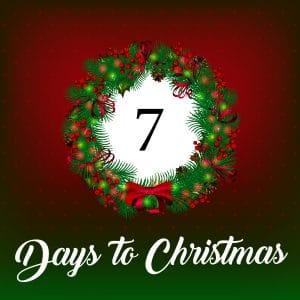 7 days till xmas