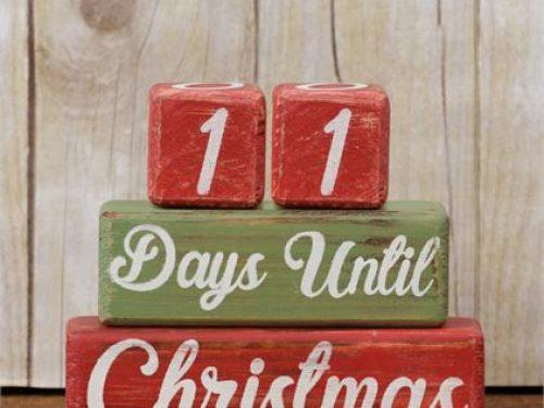 11 days till xmas
