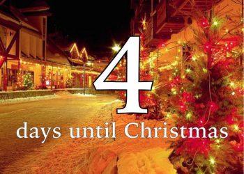 4 days till xmas