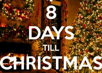 8 days till xmas