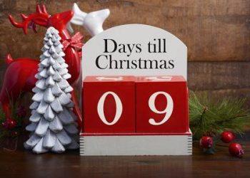 9 days till xmas